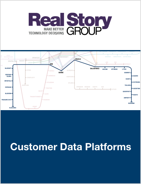 <span>Customer Data Platforms</span>