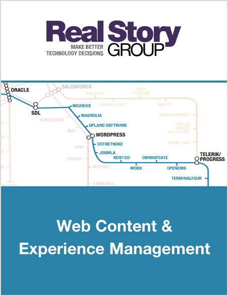 <span>Web Content & Experience Management</span>