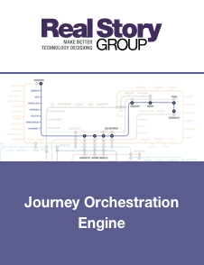 <span>Journey Orchestration Engines</span>