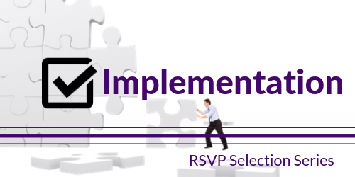 Tech Select Series: Implementation